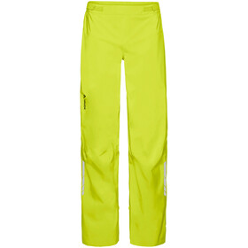 VAUDE Moab Regenbroek Heren, bright green